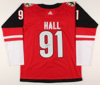 Taylor Hall Signed Coyotes Jersey (JSA COA) at PristineAuction.com
