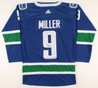 J. T. Miller Signed Canucks Jersey (JSA COA) at PristineAuction.com