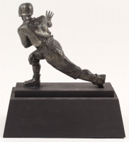 "Earl Campbell Signed 14"" Replica Heisman Trophy (JSA COA) at PristineAuction.com"