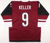 Clayton Keller Signed Jersey (ASW Hologram) at PristineAuction.com