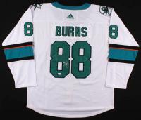 Brent Burns Signed Sharks Jersey (JSA COA) at PristineAuction.com