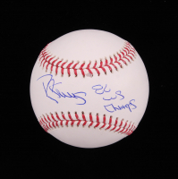 "Darryl Strawberry Signed OML Baseball Inscribed ""86 WS Champs"" (JSA COA) at PristineAuction.com"