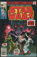 "1977 ""Star Wars"" Issue #4 Marvel Comic Book at PristineAuction.com"