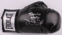 "James ""Buster"" Douglas Signed Everlast Boxing Glove Inscribed ""Tyson KO"" & ""2/10/90"" (JSA COA) at PristineAuction.com"