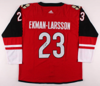 Oliver Ekman-Larsson Signed Coyotes Jersey (JSA COA) at PristineAuction.com