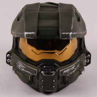 "Steve Downes Signed ""Halo"" Master Chief Full-Size Helmet Inscribed ""Master Chief 117"" (Beckett COA) at PristineAuction.com"