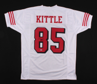 George Kittle Signed Jersey (Beckett COA) at PristineAuction.com