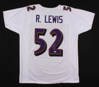 Ray Lewis Signed Jersey (Beckett COA) at PristineAuction.com