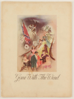 "Vintage 1939 ""Gone With The Wind"" Program at PristineAuction.com"