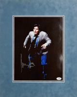 "Harrison Ford Signed ""The Fugitive"" 16x20 Custom Matted Photo Display (PSA COA) at PristineAuction.com"