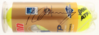 Andy Murray Signed Penn Tennis Ball Case (Beckett COA) at PristineAuction.com