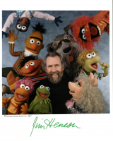 "Jim Henson Signed ""The Muppets"" 8x10 Photo (Beckett LOA) at PristineAuction.com"