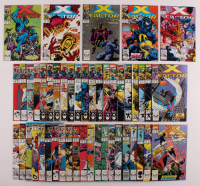 "Lot of (47) 1998 ""X-Factor"" 1st Series Marvel Comic Books at PristineAuction.com"