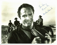"Marlon Brando Signed ""One-Eyed Jacks"" 8x10 Photo Inscribed ""Regards"" (JSA LOA) at PristineAuction.com"