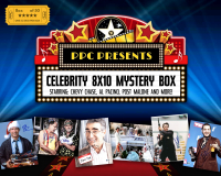 PPC 2020 Celebrity 8x10 Mystery Box - Series 1 (Limited to 50) at PristineAuction.com