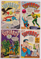 "Lot of (4) 1949-79 ""Superboy"" 1st Series DC Comic Books at PristineAuction.com"