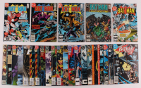 "Lot of (26) 1982-2008 ""Batman"" DC Comic Books at PristineAuction.com"