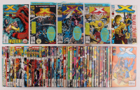 "Lot of (60) 1986 ""X-Factor"" 1st Series Marvel Comic Books at PristineAuction.com"
