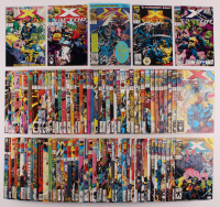 "Lot of (100) 1986 ""X-Factor"" 1st Series Marvel Comic Books at PristineAuction.com"