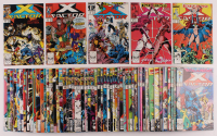 "Lot of (59) 1986 ""X-Factor"" 1st Series Marvel Comic Books at PristineAuction.com"