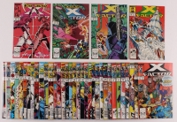 "Lot of (38) 1986 ""X-Factor"" 1st Series Marvel Comic Books at PristineAuction.com"