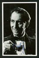 "Peter Cushing Signed ""Dracula"" 4x6 Photo (PSA LOA) at PristineAuction.com"