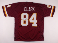 Gary Clark Signed Jersey (Beckett COA) at PristineAuction.com