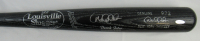 Derek Jeter Signed Louisville Slugger Player Model Baseball Bat (Steiner Hologram & MLB Hologram) at PristineAuction.com