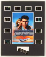 """Top Gun"" LE 8x10 Custom Matted Original Film Cell Display (Imperfect) at PristineAuction.com"