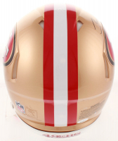 Jerry Rice Signed 49ers Full-Size Authentic On-Field Speed Helmet (JSA COA) at PristineAuction.com