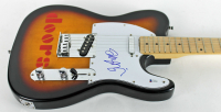 Robby Krieger Signed The Doors Electric Guitar (Beckett COA) at PristineAuction.com