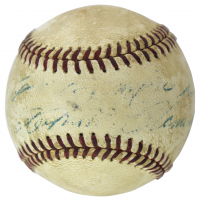 "Roberto Clemente Signed ONL Baseball Inscribed ""Como Siempre"" (JSA LOA) at PristineAuction.com"