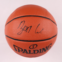 Zion Williamson Signed NBA Basketball (JSA ALOA) at PristineAuction.com