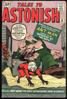 "Stan Lee Signed 1959 ""Tales to Astonish"" #38 Marvel Comic Book (PSA LOA) at PristineAuction.com"