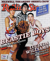 Mike D & Adam Yauch Signed Rolling Stone Magazine (PSA COA) at PristineAuction.com