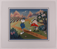 """Dixie"" LE 1992 20x23.25 Custom Matted Serigraph Cel (Warner Bros. COA) at PristineAuction.com"