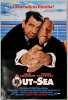 "Walter Matthau & Jack Lemmon Signed ""Out to Sea"" 27x40 Poster (PSA COA) at PristineAuction.com"
