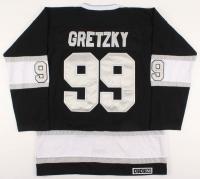 Wayne Gretzky Signed Los Angeles Kings Captain Jersey (JSA ALOA) at PristineAuction.com