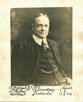 Billy Sunday Signed 1926 8x10 Photo with Multiple Inscriptions (Beckett LOA) at PristineAuction.com