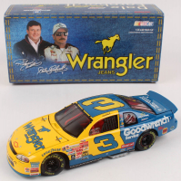 Dale Earnhardt LE #3 GM Goodwrench Service Plus Wrangler Jeans 1999 Monte Carlo 1:24 Scale Die Cast Car at PristineAuction.com