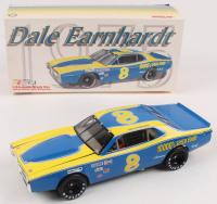 Dale Earnhardt LE #8 RPM 1975 Dodge 1:24 Scale Die Cast Car at PristineAuction.com