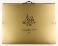 "Set of (10) Bruce Jenner Signed LE ""Decathlon Suite"" 22x29 Lithographs (Beckett COA) at PristineAuction.com"