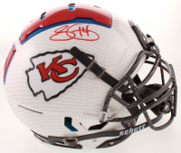 Sammy Watkins Signed Chiefs Full-Size Authentic On-Field F7 Hydro-Dipped Helmet (Beckett COA) at PristineAuction.com