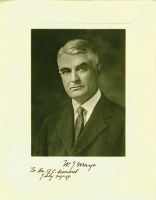 """William James Mayo Signed 1939 10x13 Photo Inscribed """"July 20/39"""" (PSA COA) at PristineAuction.com"""