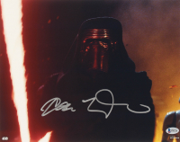 """Adam Driver Signed """"Star Wars: The Force Awakens"""" 11x14 Photo (Beckett COA) at PristineAuction.com"""