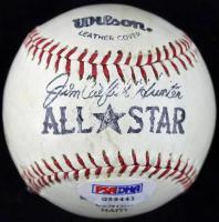 Joe DiMaggio Signed All-Star Baseball (PSA LOA) at PristineAuction.com