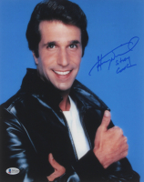 "Henry Winkler Signed ""Happy Days"" 11x14 Photo Inscribed ""Stay Cool"" (Beckett COA) at PristineAuction.com"