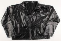 """Henry Winkler Signed Jacket Inscribed """"Fonz"""" (Schwartz COA) at PristineAuction.com"""