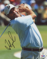 Fred Couples Signed 8x10 Photo (PSA COA) at PristineAuction.com