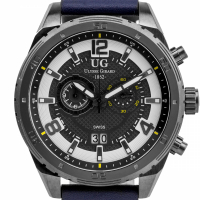 Ulysse Girard Bombardier Men's Chronograph Watch at PristineAuction.com